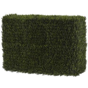Artificial Decorative Cedar Hedge Indoor/Outdoor - SKU #4889