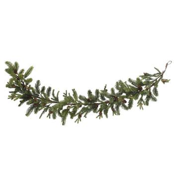 60 Pine Pinecone Garland - SKU #4918