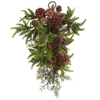 26 Pine Pine Cone Teardrop - SKU #4944