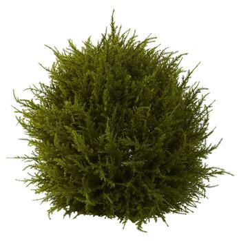 14 Cedar Sphere - SKU #4950