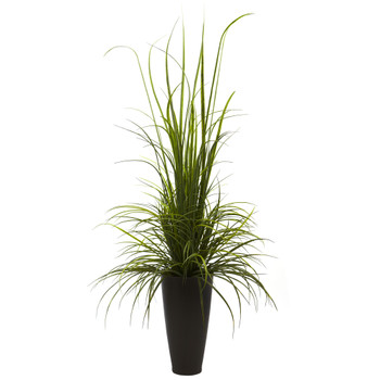64 River Grass w/Planter Indoor/Outdoor - SKU #4969