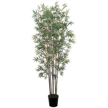 6 Mini Bamboo Silk Tree - SKU #5022
