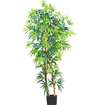 5 Fancy Style Bamboo Silk Tree - SKU #5187