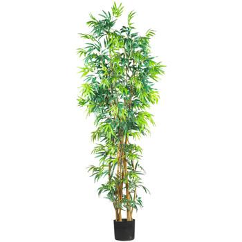 7 Fancy Style Bamboo Silk Tree - SKU #5189