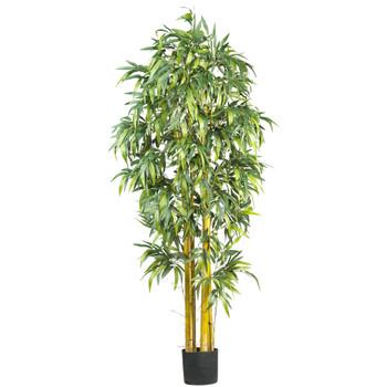 6 Biggy Style Bamboo Silk Tree - SKU #5190