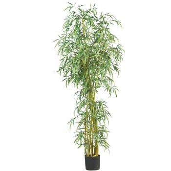 7 Fancy Style Slim Bamboo Silk Tree - SKU #5194