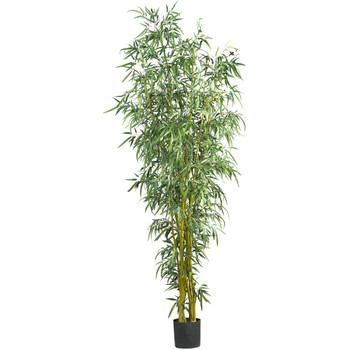 8 Fancy Style Bamboo Silk Tree - SKU #5195