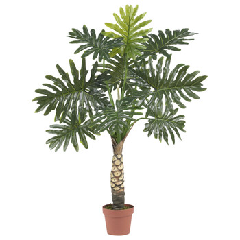 4 Monstera Tree Real Touch - SKU #5306
