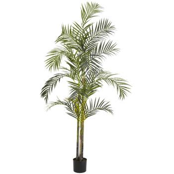 7 Areca Palm Silk Tree - SKU #5317