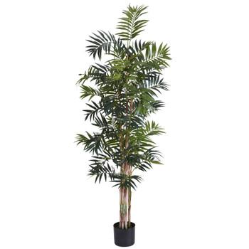 6 Bamboo Palm Silk Tree - SKU #5320