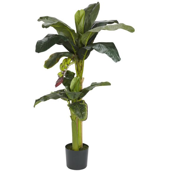 53 Banana Silk Tree w/Bananas - SKU #5323