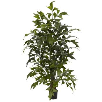 4.5 Fishtail Palm Silk Tree - SKU #5330