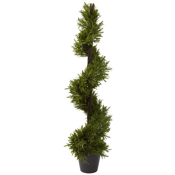 39 Rosemary Spiral Tree In-door/Out-door - SKU #5352