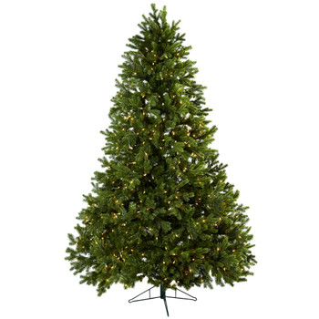 7.5 Royal Grand Christmas Tree w/Clear Lights - SKU #5377