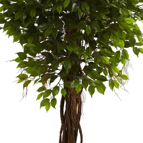 7.5 Ficus Tree UV Resistant Indoor/Outdoor - SKU #5379 - 1