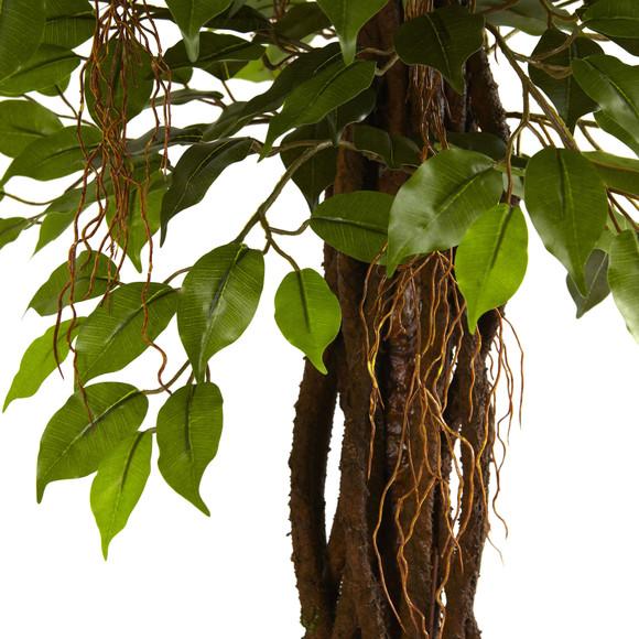 7.5 Ficus Tree UV Resistant Indoor/Outdoor - SKU #5379 - 2