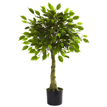 3 Ficus Tree UV Resistant Indoor/Outdoor - SKU #5383
