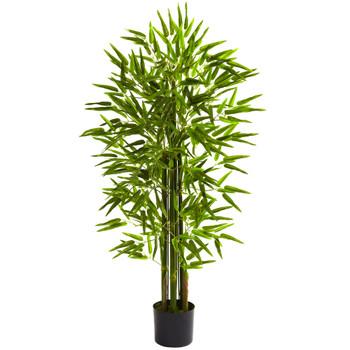 4 Bamboo Tree UV Resistant Indoor/Outdoor - SKU #5384