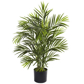 2.5 Areca Palm Tree UV Resistant Indoor/Outdoor - SKU #5387