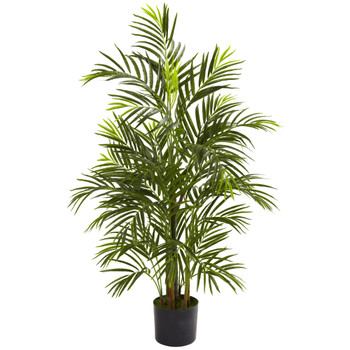 3.5 Areca Palm Tree UV Resistant Indoor/Outdoor - SKU #5388