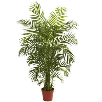 4.5 Areca Palm UV Resistant Indoor/Outdoor - SKU #5389