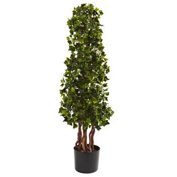 3.5 English Ivy Spiral UV Resistant In-Door/Out-Door - SKU #5396