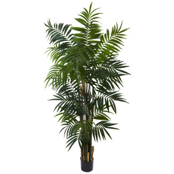 6 Bulb Areca Palm Tree - SKU #5409