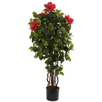 4 Hibiscus Tree - SKU #5410