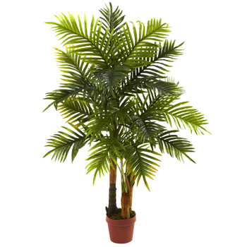 4 Areca Palm Tree Real Touch - SKU #5424