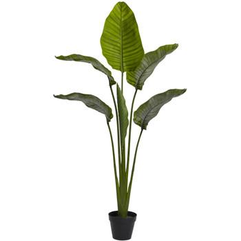 64 Travellers Palm Tree UV Resistant Indoor/Outdoor - SKU #5445