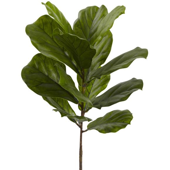 4 Fiddle Leaf Tree UV Resistant Indoor/Outdoor - SKU #5448 - 2
