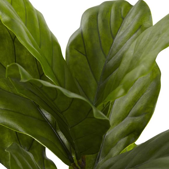 4 Fiddle Leaf Tree UV Resistant Indoor/Outdoor - SKU #5448 - 3