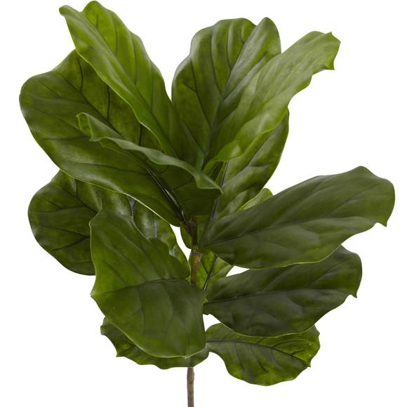 4 Fiddle Leaf Tree UV Resistant Indoor/Outdoor - SKU #5448 - 4