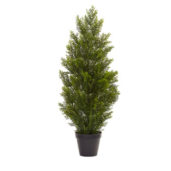 3 Mini Cedar Pine Tree Indoor/Outdoor - SKU #5470