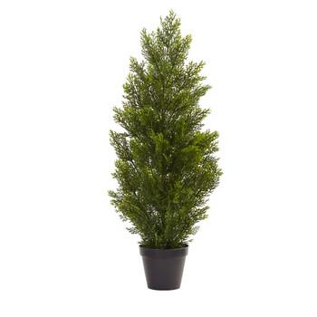 3 Mini Cedar Pine Tree Indoor/Outdoor - SKU #5470
