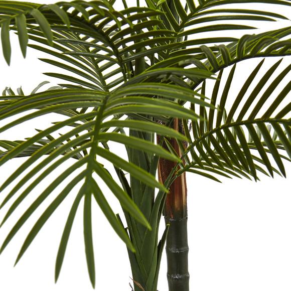 5.5 Double Robellini Palm Tree UV Resistant Indoor/Outdoor - SKU #5479 - 1