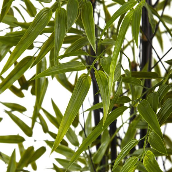 6 Black Bamboo Tree UV Resistant Indoor/Outdoor - SKU #5481 - 2