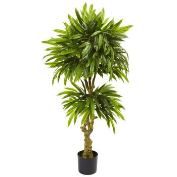 Slim Mango Artificial Tree UV Resistant Indoor/Outdoor - SKU #5502