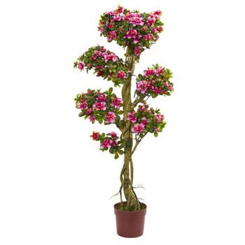 5 Azalea Artificial Tree - SKU #5506