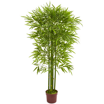 5.5 Bamboo Artificial Tree UV Resistant Indoor/Outdoor - SKU #5510