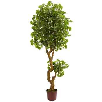 6 Jingo Artificial Tree UV Resistant Indoor/Outdoor - SKU #5511