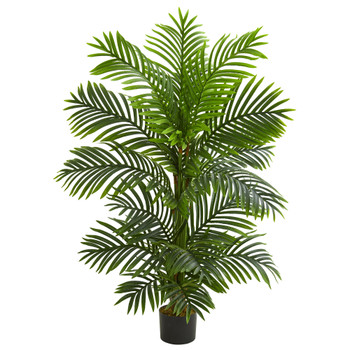 4 Bamboo Palm Artificial Tree - SKU #5527