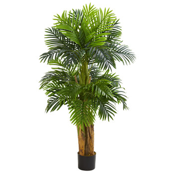 5 Triple Areca Palm Artificial Tree - SKU #5536