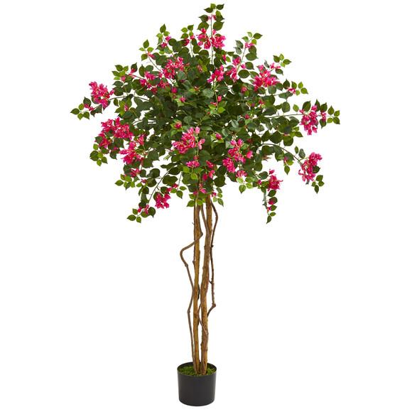 5.5 Bougainvillea Artificial Tree - SKU #5561