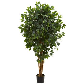 5.5 Ficus Artificial Tree - SKU #5569
