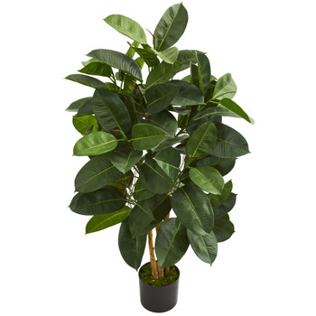 4 Oak Ficus Artificial Tree - SKU #5574