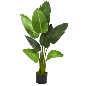 4 Travelers Palm Artificial Tree - SKU #5582