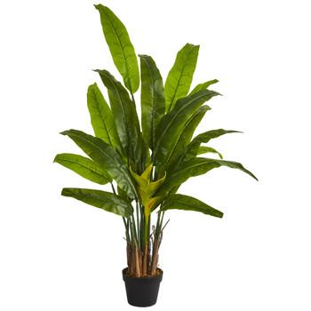 4.5 Travelers Palm Artificial Tree - SKU #5584