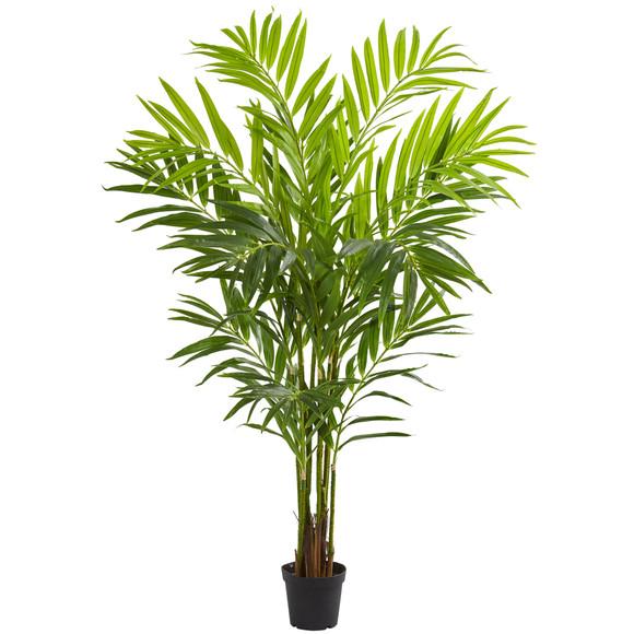 King Palm Artificial Tree - SKU #5587