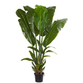 Giant Travelers Palm Artificial Tree - SKU #5597